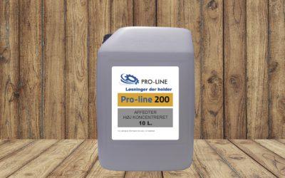 Pro-Line 200 // Affedter