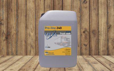 Pro-Line 240 // Ultra truck vask