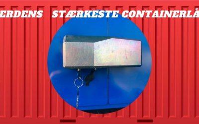 Pro-line PL 255 // Containerlås