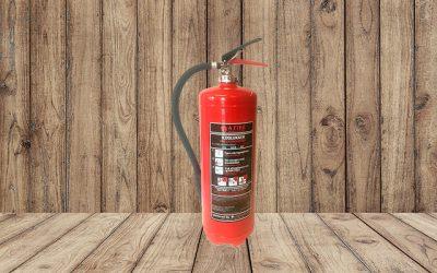 Pro-Line 112 // Brandslukker – 6 liter